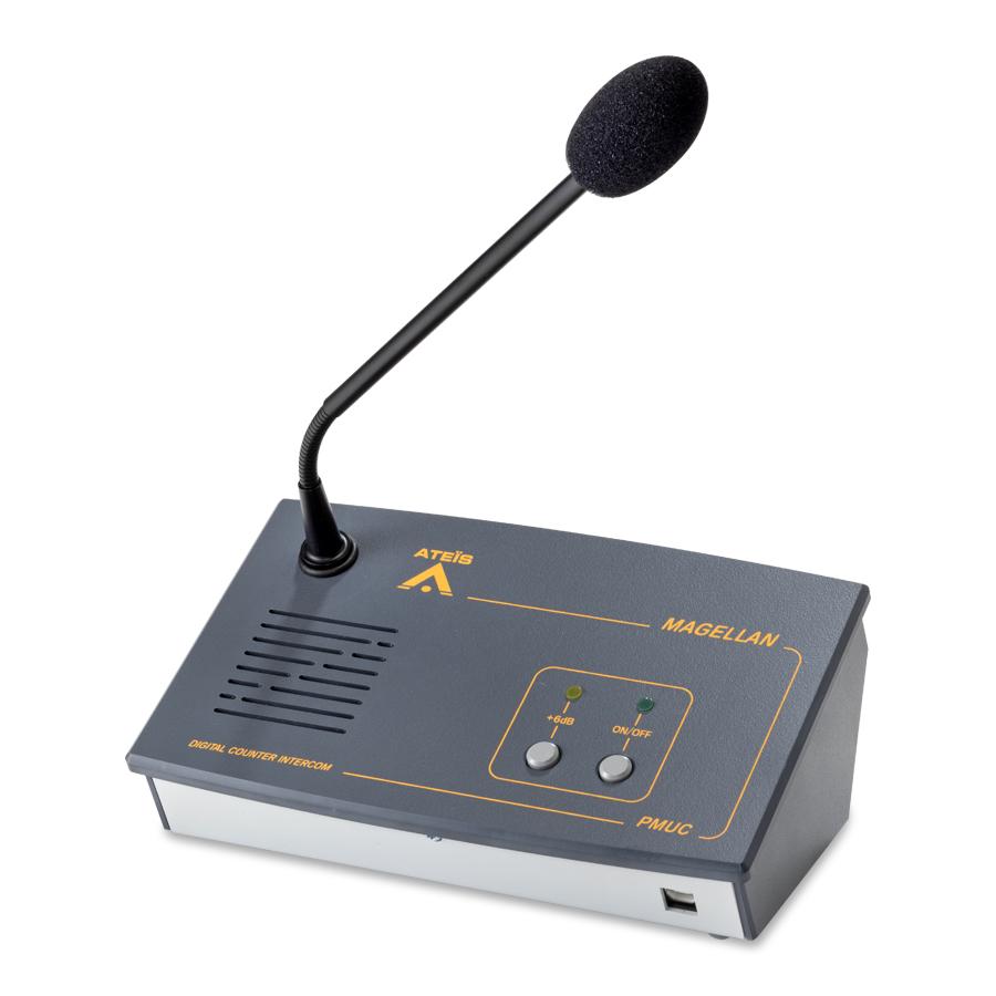 stations /équipement de diffusion en direct Fransande Support de micro col de cygne flexible avec pince de bureau pour studio de radiodiffusion