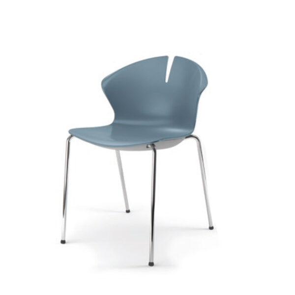 Chaise Visiteur Design Chaise D Accueil Empilable Robuste